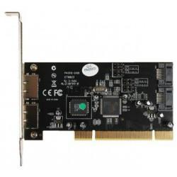 Kontroler STLab 2x SATA + 2x ESATA zunanji PCI A-183
