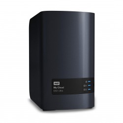 NAS strežnik WD My Cloud EX2 Ultra 4TB (WDBVBZ0040JCH-EESN)
