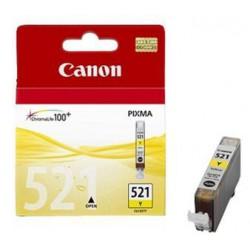 Črnilo Canon CLI-521Y, yellow