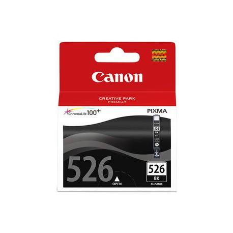 Črnilo Canon CLI-526Bk, črno