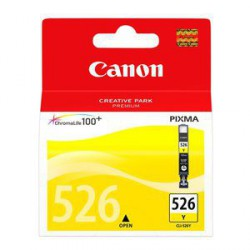 Črnilo Canon CLI-526Y, yellow