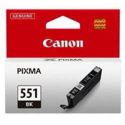 Črnilo Canon CLI-551 Bk, črno