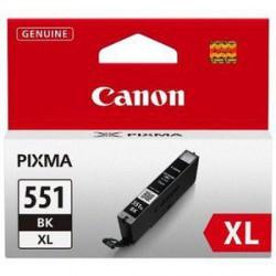 Črnilo Canon CLI-551Bk XL, črno