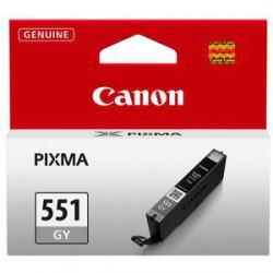 Črnilo Canon CLI-551GY, sivo
