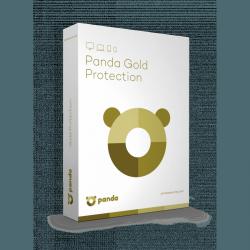 Panda Gold Protection - obnovitev - 1 licenca - 1 leto