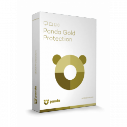 Panda Gold Protection - ESD - 1 licenca - 1 leto