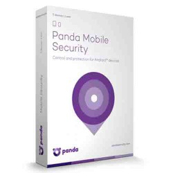 Panda Mobile Security - ESD - 1 licenca - 1 leto