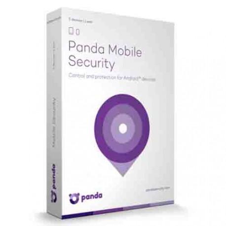 Panda Mobile Security - 5 licenc - 1 leto - obnovitev