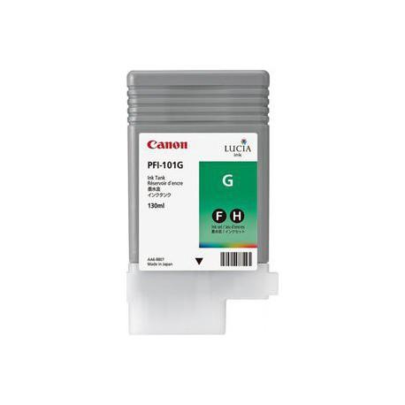 Črnilo Canon PFI-101, zeleno