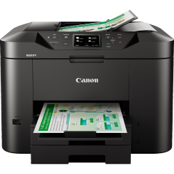 Multifunkcijski brizgalni tiskalnik Canon Maxify MB2750 (0958C009AA)