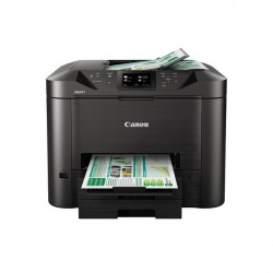 Multifunkcijski brizgalni tiskalnik Canon Maxify MB5450 (0971C009AA)