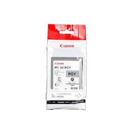 Črnilo Canon PFI-101, foto sivo