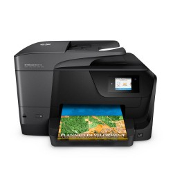 Multifunkcijski brizgalni tiskalnik HP OfficeJet Pro 8710 (D9L18A)