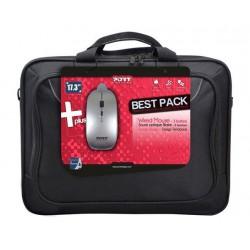 "Torbica za prenosnik 17"" Port Hanoi + miška USB (501676)"