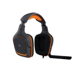 Slušalke z mikrofonom Logitech G231 Prodigy Gaming headset, 981-000627