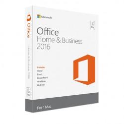 FPP Microsoft Office Mac Home&Bussines 2016 angleški (W6F-00952)