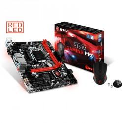 Matična plošča MSI B150M Gaming Pro LGA1151 mATX + darilo: DS B1 gaming miška