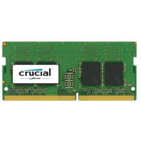 Pomnilnik SODIMM DDR4 16GB 2400 CRUCIAL 2Rx8, CT16G4SFD824A