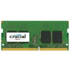 Pomnilnik SODIMM DDR4 4GB 2400 CRUCIAL 1Rx8, CT4G4SFS824A