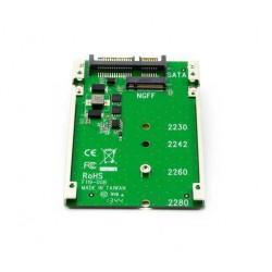 """Adapter SSD, iz M.2 v 2.5"""" SATA, 7mm, Lycom"""