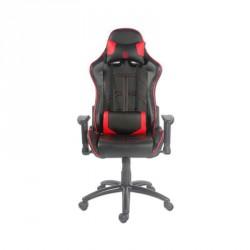 Gaming stol LC-Power LC-GC-1, črno/rdeč