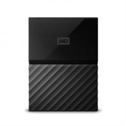 "Zunanji trdi disk 2.5"" 1TB USB 3.0 WD MY Passport, črn, WDBYNN0010BBK"