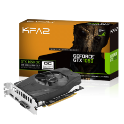 Grafična kartica GeForce GTX 1050 OC 2GB KFA2