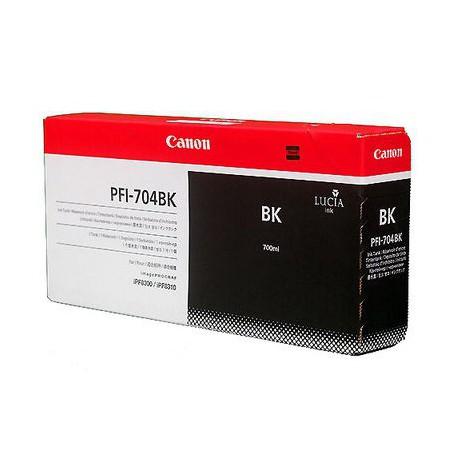 Črnilo Canon PFI-706, črno