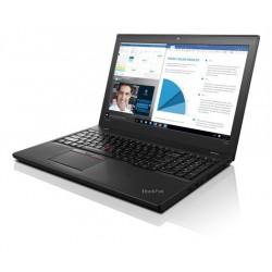 Prenosnik ThinkPad T560 i5-6200U, 8GB, SSD 256, W10P, 20FH0039SC