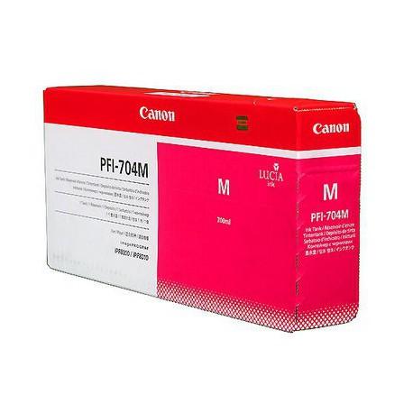Črnilo Canon PFI-706, magenta