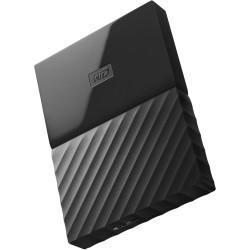 "Zunanji trdi disk 2.5"" 4TB USB 3.0 WD My Passport črn, WDBYFT0040BBK-WESN"