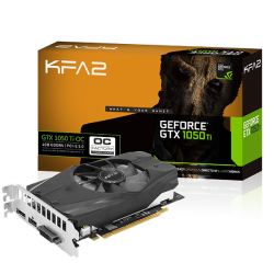 Grafična kartica GeForce GTX 1050 Ti 4GB OC KFA2