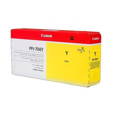 Črnilo Canon PFI-706, yellow