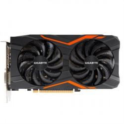 Grafična kartica GeForce GTX 1050 Ti OC, 4GB GIGABYTE GV-N105TG1 GAMING-4GD