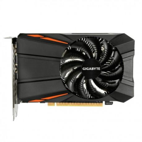 Grafična kartica GeForce GTX 1050 OC, 2GB GIGABYTE GV-N1050D5-2GD