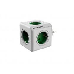Električni razdelilec PowerCube Original, zelen