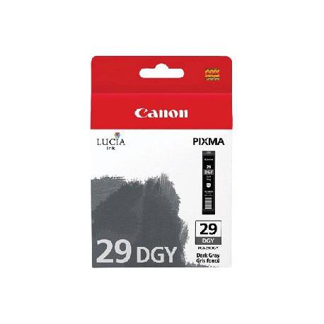 Črnilo Canon PGI-29 DGY, temno siva