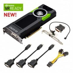 Grafična kartica Nvidia Quadro P5000, 16GB PNY, VCQP5000-PB