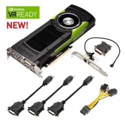 Grafična kartica Nvidia Quadro P6000, 24GB PNY, VCQP6000-PB