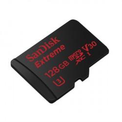 Spominska kartica Micro SD 128GB Sandisk Extreme U3 UHS-I 90MB/s
