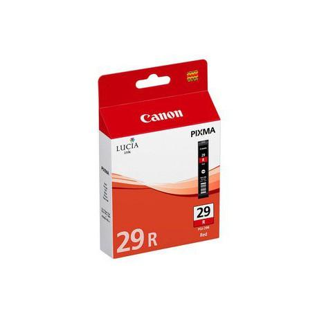 Črnilo Canon PGI-29 R, rdeče
