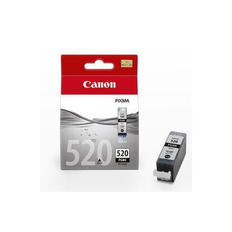 Črnilo Canon PGI-520Bk, črno