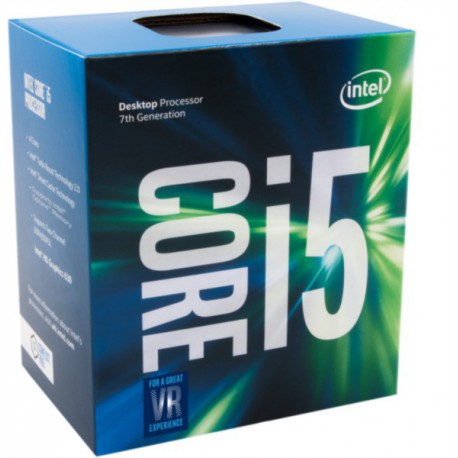Procesor Intel Core i5-7400, Kaby Lake