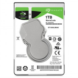 Trdi disk 2.5 1TB 5400rpm 128MB Seagate 7mm Barracuda, ST1000LM048