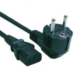 Kabel napajalni 220V 2.5m