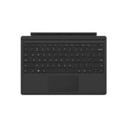 Microsoft Surface Pro 4 Type Cover SLO, QC7-00094, črna