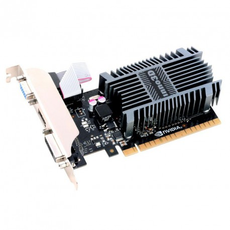 Grafična kartica GeForce GT 710 1GB INNO3D Silent low profile