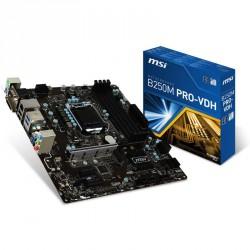 Matična plošča MSI B250M PRO-VDH DDR4 LGA1151 mATX