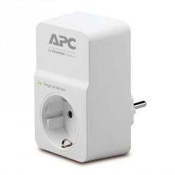 Prenapetostna zaščita APC SurgeArrest Essential PM1W-GR 1xSchuko