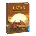 Družabna igra Catan novi scenariji za razširitve Zakladi, zmaji in raziskovalci